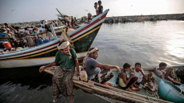 رفضوا إعطائها قواربهم لتنفيذ عمليات عسكرية.. مليشيا الحوثي تختطف 18 صيادا بالحديدة