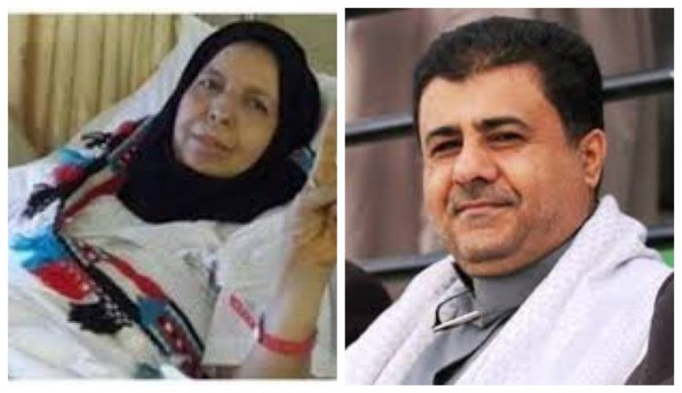 Sheikh Ahmed Al-Eisy announces holding treatment expenses of Zahra Saleh .
