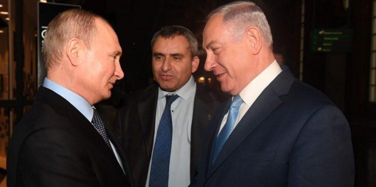 الكشف عن صفقة روسية عرضتها على أمريكا وإسرائيل مقابل إخراج القوات الإيرانية من سوريا