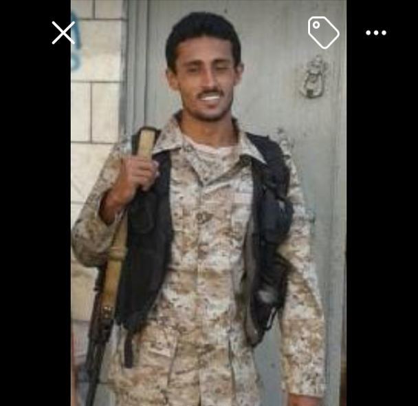 """الجندي """"الصالحي"""".. نجا من رصاصة الحوثي في الساحل الغربي فقتلته رصاصة الحزام الامني في ابين"""