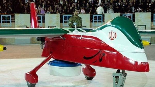 ايران تعترف بمخالفة قرارات مجلس الامن وقصف سوريا والعراق بطائرات دون طيار