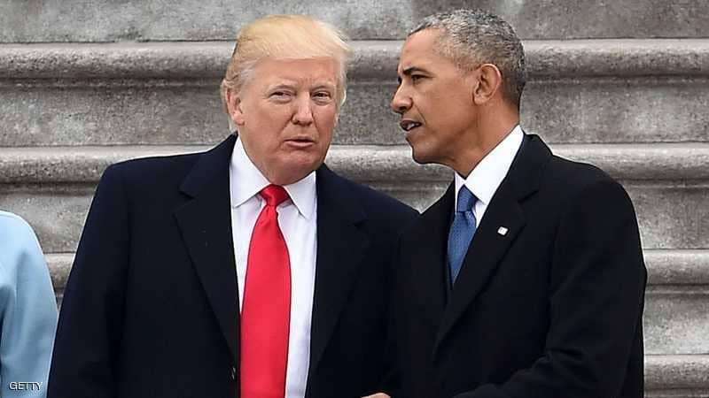 """كتاب جديد يفضح نصيحة أوباما """"الشريرة"""" لترامب"""