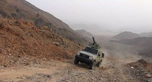 قوات الجيش تتقدم في مقبنة غرب محافظة تعز وتحرر مواقع جديدة