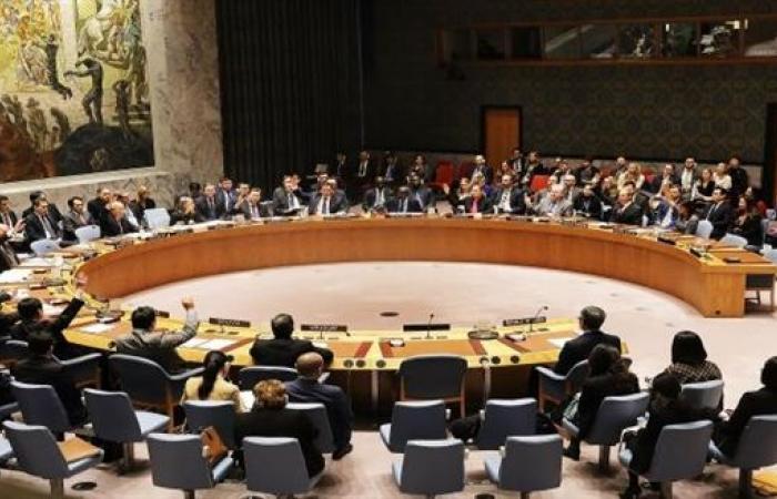 اجتماع طارئ لمجلس الأمن لمناقشة التصعيد بين روسيا وأوكرانيا