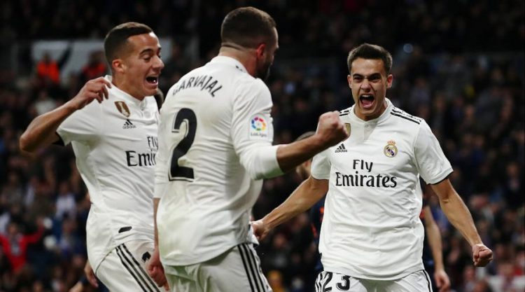 ريال مدريد يتجاوز فالنسيا ويصعد إلى المركز الخامس