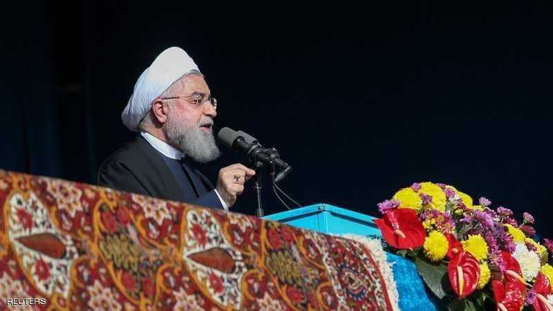"""نار العقوبات تدفع روحاني إلى تكرار """"تهديدات من الماضي"""""""