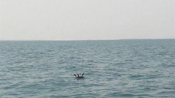 قوات التشكيل البحري تعثر على لغم بحري زرعته المليشيات في مياه البحر الأحمر