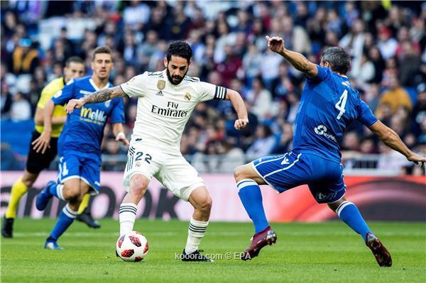 نتيجة (10-1) تؤهل ريال مدريد لدور الـ16 بكأس ملك اسبانيا