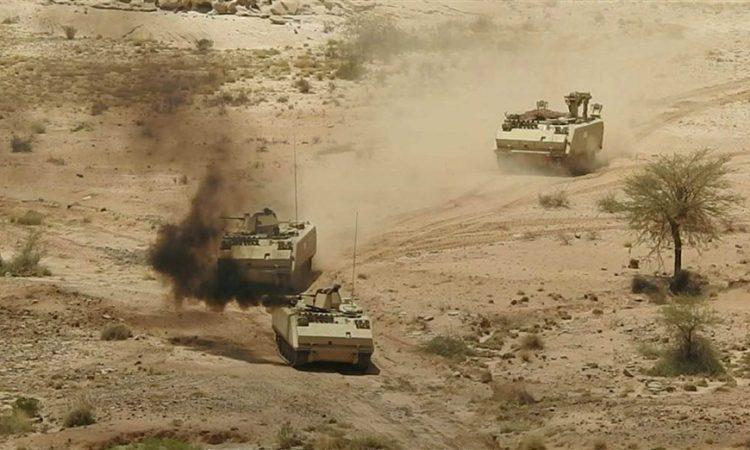 قوات الجيش الوطني تتقدم في باقم بصعدة وتسيطر على مواقع جديدة