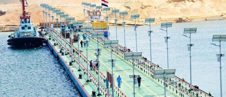 إمتدادا لاطماعها وتوسيع نفوذها في المنطقة.. الإمارات تبتلع قناة السويس بـ49%