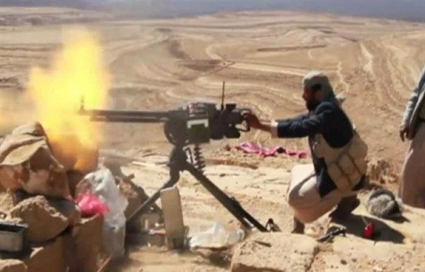 قوات الجيش تصد هجوما لمليشيا الحوثي في البيضاء وسقوط قتلى وجرحى حوثيين