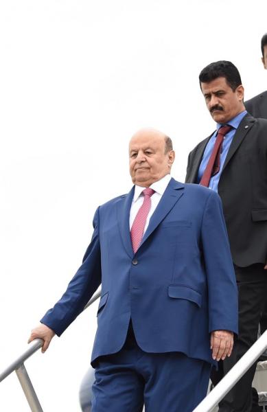 رئيس الجمهورية يصل العاصمة السعودية الرياض