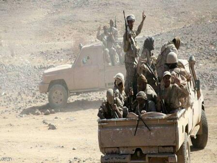 صعدة: الجيش الوطني يواصل تقدمه ويحرر مناطق جديدة في جبهة الملاحيظ