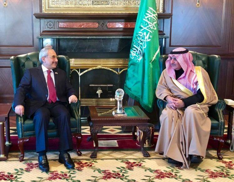 تفاصيل لقاء القنصل اليمني بجدة مع امير منطقة تبوك بخصوص الجالية اليمنية