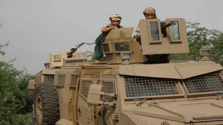 الجيش الوطني يشن هجوما في حيران ويسيطر على مواقع جديدة