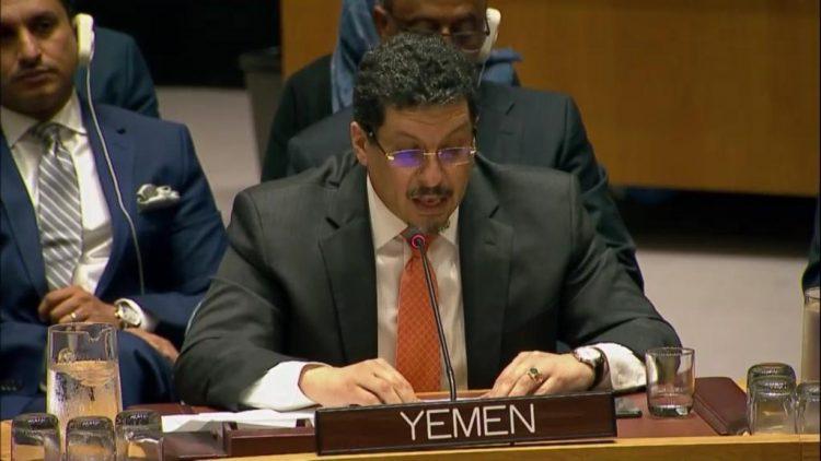 بن مبارك: الكونغرس الأميركي وأطرافا سياسية في أميركا تتاجر بالأزمة اليمنية و«الدم اليمني»
