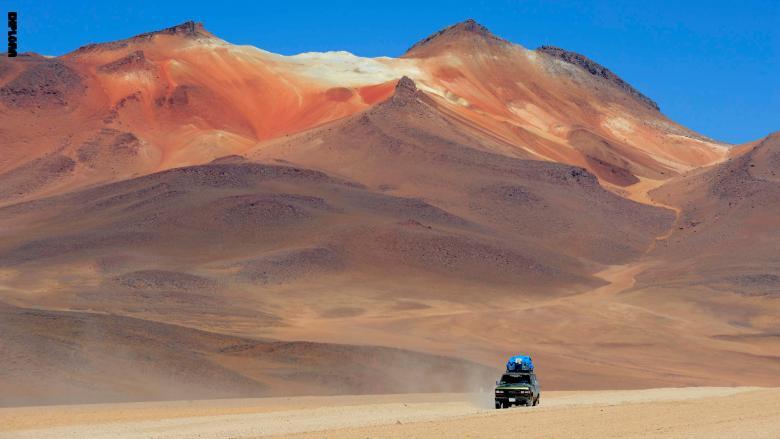 بالصور.. تعرف على أسرار وخبايا الصحراء الأكثر جفافاً في العالم