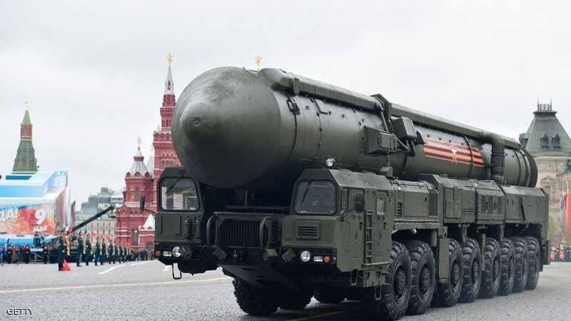 صواريخ روسيا النووية تدق ناقوس الخطر
