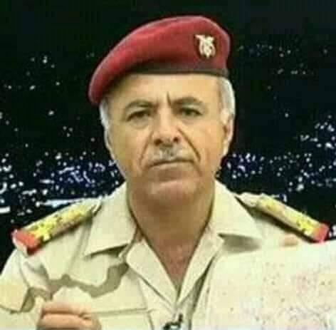 نهم: استشهاد ضابط كبير في الجيش الوطني