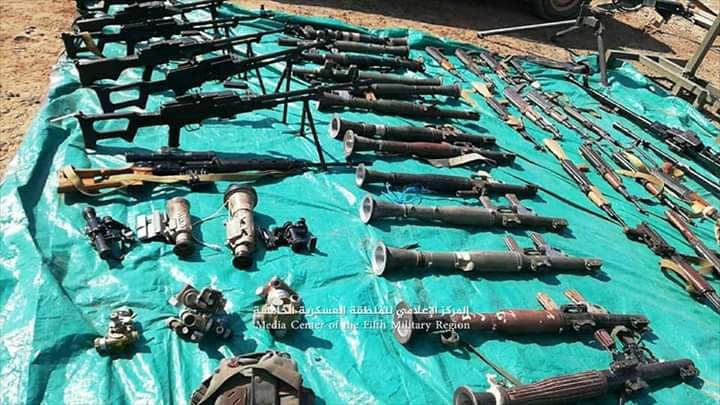 حجة.. القوات الشرعية نحرر قرية المقاطعة وتصد هجوماً للمليشيات الحوثية على العوجاء