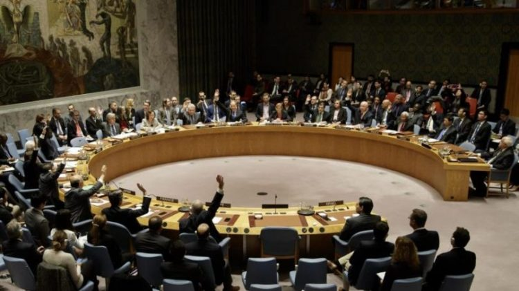 مجلس الأمن يتبنى مشروع قرار بريطاني أمريكي بشأن اليمن