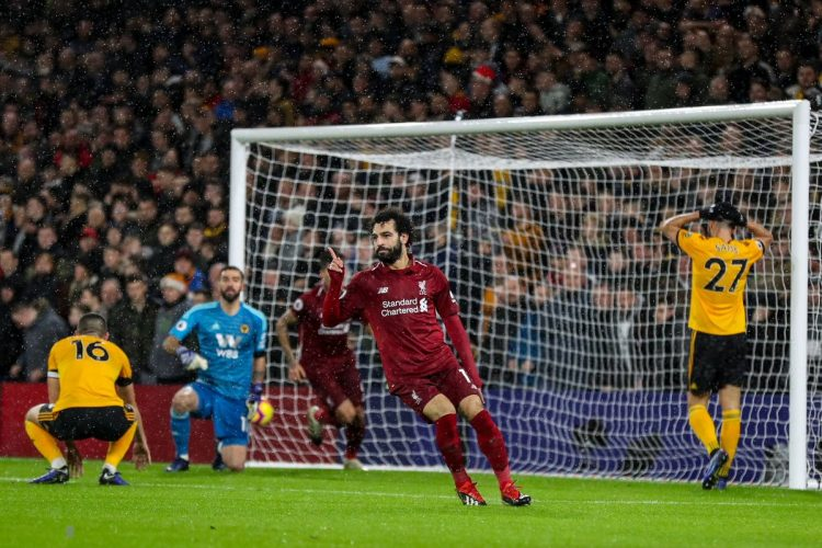 ليفربول يبتعد بالصدارة .. ومحمد صلاح ينفرد أعلى قمة هدافي الدوري الانجليزي