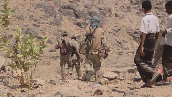 الجيش الوطني يسيطر على مواقع جديدة في مديرية صرواح بمأرب