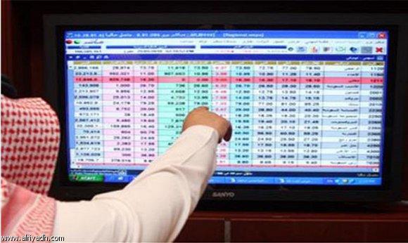 مؤشر الأسهم السعودية الرئيسية يقفل مرتفعاً