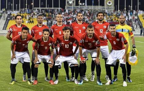 المنتخب اليمني يواجه نظيره السوري في مباراة ودية بالإمارات