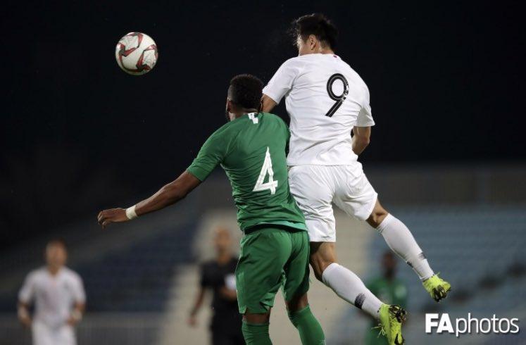في ختام استعدادته لكأس اسيا.. المنتخب السعودي يتعادل مع كوريا الجنوبية
