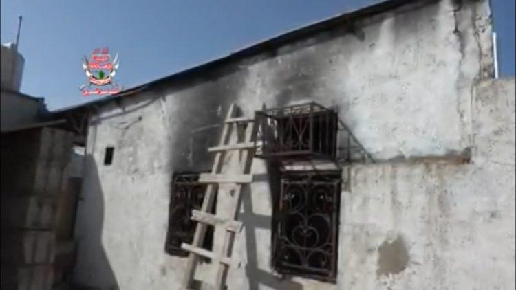 الحديدة: مليشيا الحوثي تقصف منازل المواطنين بحي منظر