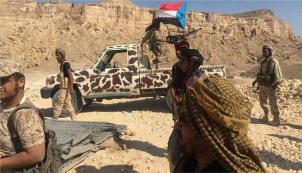 Clashes between two sides of UAE-backed forces in Shabwah