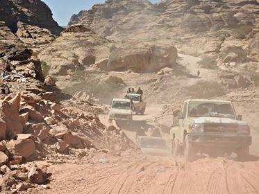 الجيش الوطني يتقدم في باقم بصعدة ويسيطر على مواقع وقرى جديدة