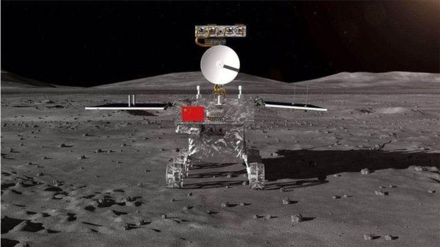 الصين تعلن هبوط أول مسبار على الجانب المعتم للقمر