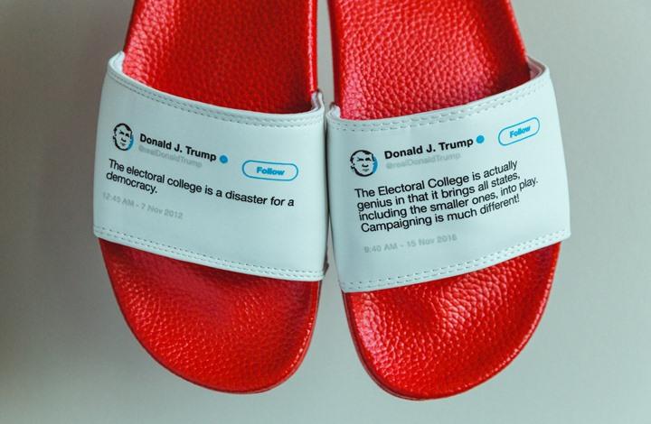 """شاهد كيف ربح رجل أمريكي أموالاً من تغريدات ترامب """"المتناقضة"""""""