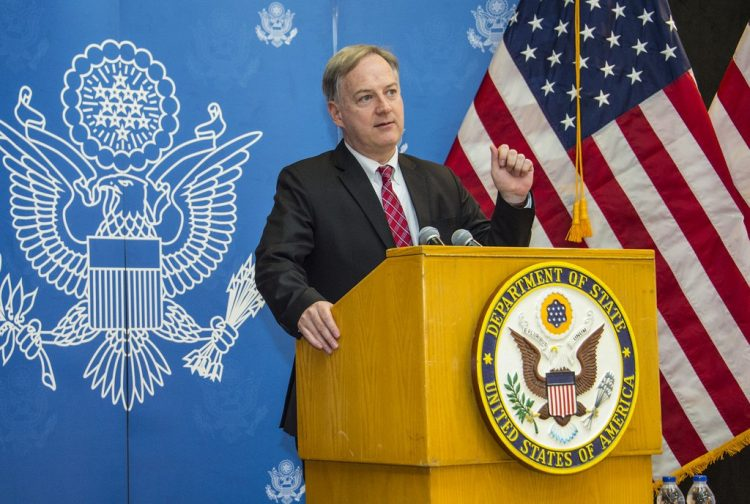 مجلس الشيوخ الأمريكي يوافق على تعيين سفير جديد في اليمن