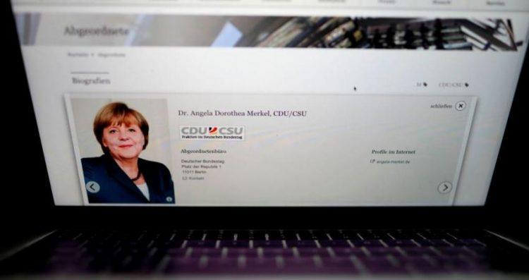 ألمانيا: تسريب بيانات لساسة وشخصيات كبار في الدولة يستدعي استنفار أمني