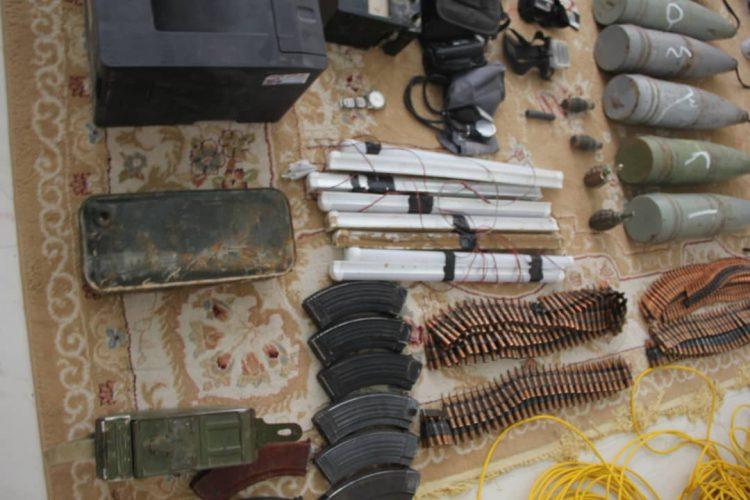 حضرموت: ضبط خلية إرهابية في منخر بمديرية القطن
