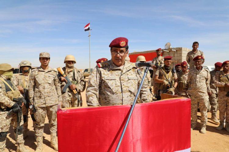 وزارة الدفاع تدشن العام التدريبي والقتالي (2019) في اللواء الثاني حماية رئاسية