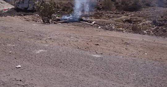 الضالع: عناصر مليشيا الحزام الأمني تعتدي على نقطتين تابعتين للجيش الوطني في قعطبة