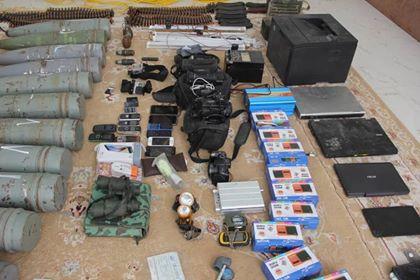 خلال مداهمتها منزلا في حضرموت.. قوات الجيش تعلن ضبط خلية إرهابية في مديرية القطن