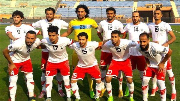 تعرف على تشكيلة المنتخب اليمني في مباراته امام العراق اليوم