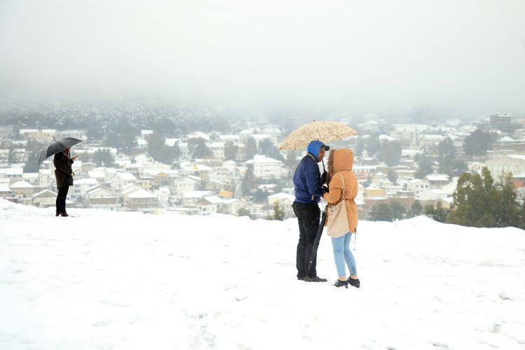 الثلوج في تونس.. لوحات من البهجة والمعاناة