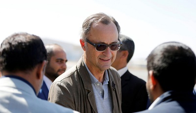 """اضطر للقيام برحلات مكوكية بين أعضاء اللجنة.. الأمم المتحدة: رئيس لجنة إعادة الانتشار بـ""""الحديدة"""" لم يعقد اجتماعات مشتركة"""