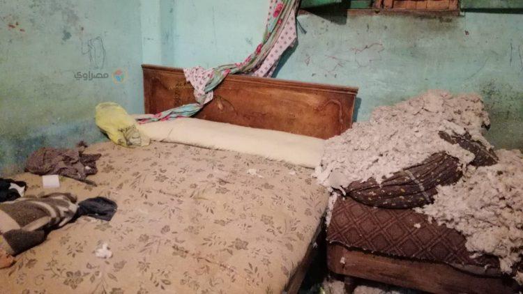"""جريمة بشعة.. شاب مصري يعتدي جنسياً على امه ثم يقتلها ويخبئ جثتها 3 أيام """"تفاصيل وصور"""""""
