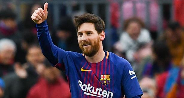 صحيفة فرنسية: ميسي سيستمر مع برشلونة وباريس سان جيرمان أغلق الملف