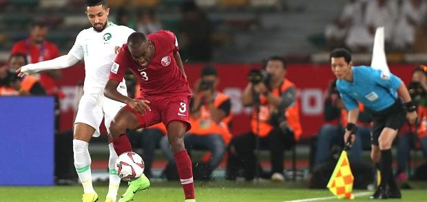 بهدفين نظيفين.. قطر تهزم السعودية في كأس اسيا 2019