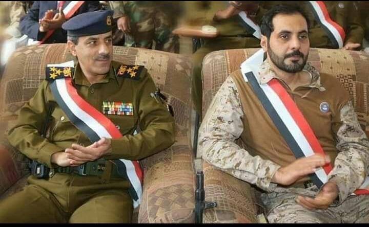 """قائد اماراتي في مأرب!.. منظر يثلج الصدر """"صورة"""""""