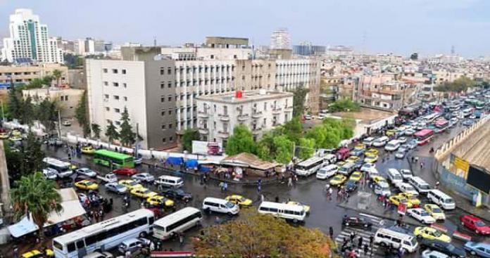 عاجل.. انفجار يهز العاصمة السورية دمشق