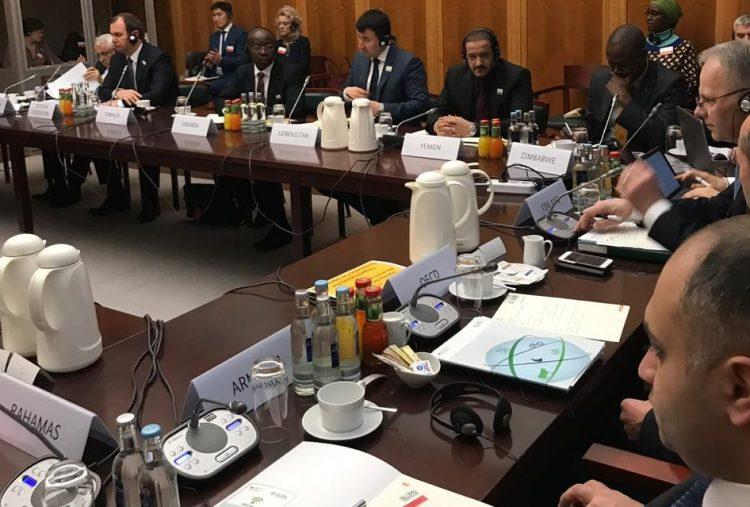 بمشاركة اليمن.. مؤتمر برلين الحادي عشر لوزراء الزراعة يختتم فعالياته